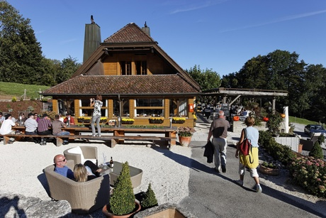 Restaurant Blüemlismatt Egerkingen