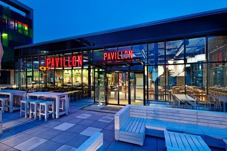 Restaurant Pavillon