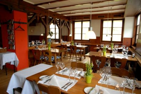 Restaurant Rumpel Trimbach