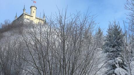 Säli Schlössli im Winter