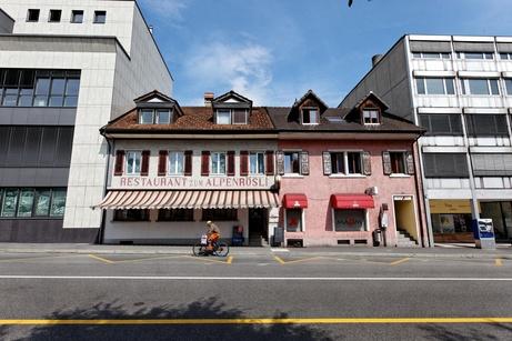 Restaurant Alpenrösli Olten
