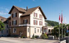Restaurant Brücke, Aussenansicht