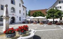 Hotel Balsthal Terrasse