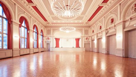Konzertsaal im Stadttheater Olten