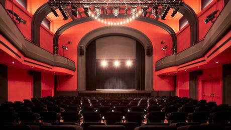 Theatersaal Stadttheater Olten