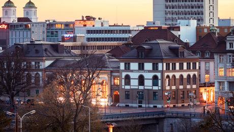 Stadttheater Olten Aussenansicht