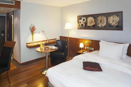 Zimmer Mövenpick Hotel