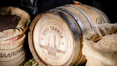 Barrel Drei Tannen Bier