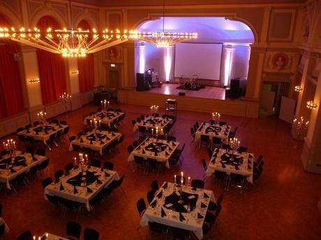 Bankett Konzertsaal