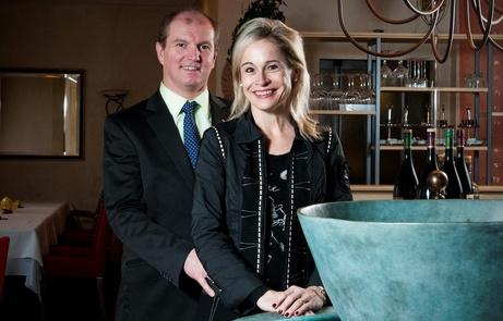 Monika und Peter Lustenberger
