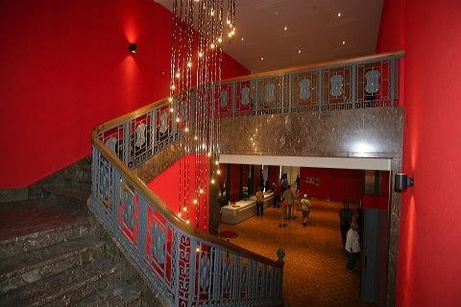 Stadttheater Treppe