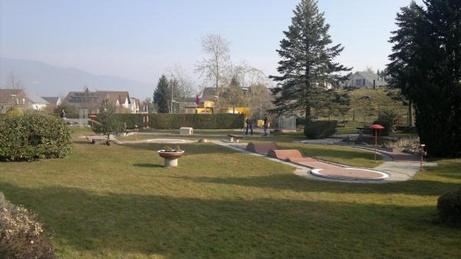 Minigolf zum Weiher Neuendorf
