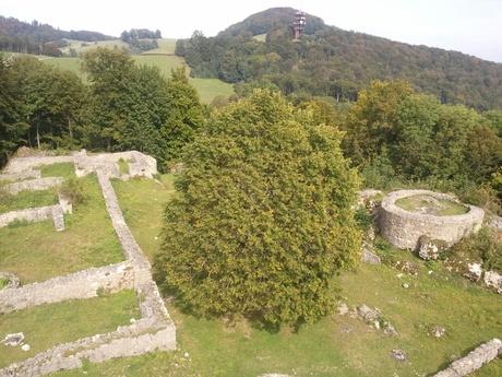 Ruine Froburg Trimbach