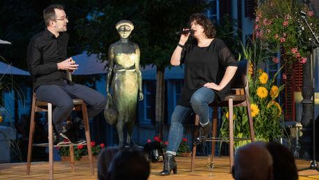 Abendveranstaltung mit Kilian Ziegler und Patti Basler