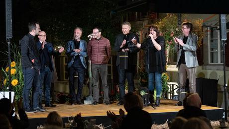 Kilian Ziegler, Deny Sonderegger, Roberto Di Valentino, Stefan Ulrich, Christof Gasser, Patti Pasler, Thomas Knapp