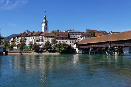 Mittelland Route: Aarau - Solothurn