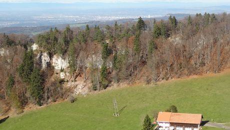 Vogelberg mit dem Jägerweg