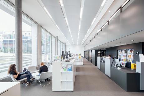 Bibliothek FHNW Olten