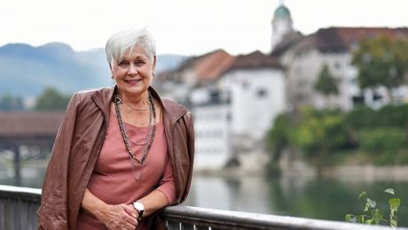 Cornelia Füeg, Nationalrätin FDP