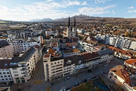 Gewerbe Stadt Olten