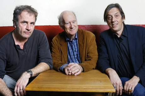 Alex Capus, Franz Hohler und Pedro Lenz