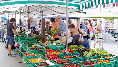 Gemüsemarkt Kirchgasse