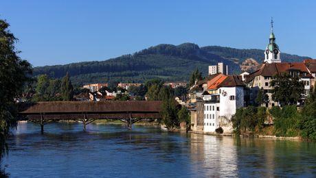 Blick auf die Altstadt