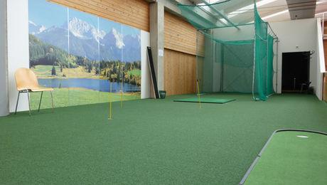 Golf-Indooranlage Sportcenter Vogt