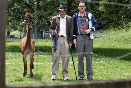 Satirischer Spaziergang mit Ruedi & Heinz
