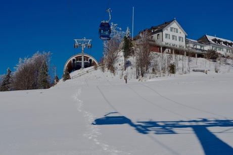 Bergstation Weissenstein