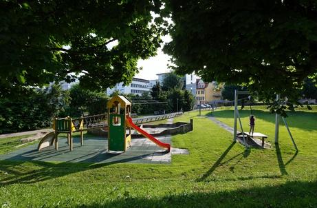 Spielplatz Trottermatte
