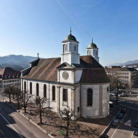 Stadtkirche Olten