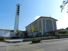 St.Marien Kirche, römisch-katholische Kirche