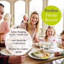 Family Brunch Pavillon