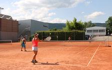 Aussenplatz Sportcenter Vogt
