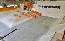 Skatepark im Momentum Olten
