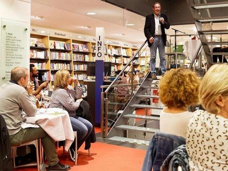 Lesung in der Buchhandlung