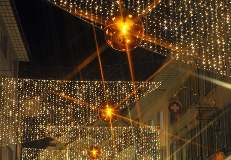 Wann Weihnachtsbeleuchtung.Illumination Der Oltner Weihnachtsbeleuchtung Olten Tourismus