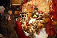 Weihnachtsmarkt in Olten
