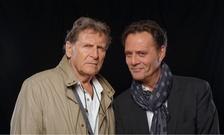 Michael Schacht und Heinz Margot