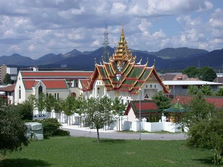 Buddhistisches Zentrum Gretzenbach