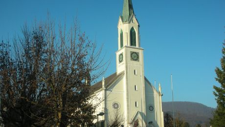 Kath. Kirche Hägendorf