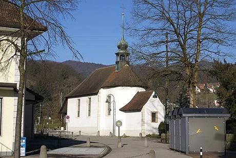 St. Laurentiuskapelle Rickenbach
