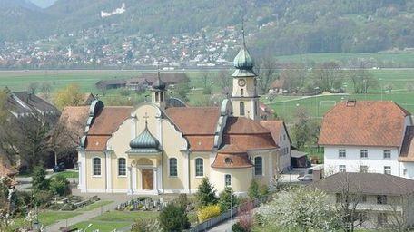 Kirche Kestenholz