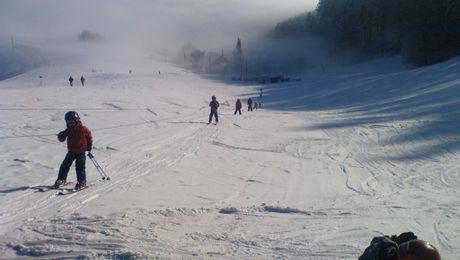 Skilift Gsahl auf dem Hauenstein
