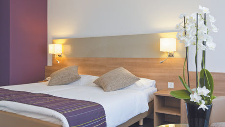 Zimmer im Hotel Olten in Olten