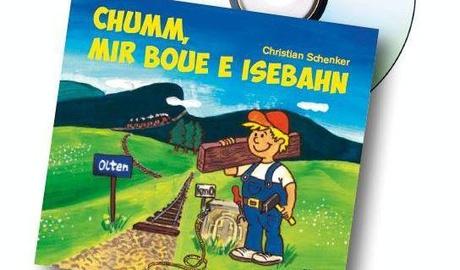 CD zur Familientour Christian Schenker