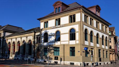 Tourist Center Olten