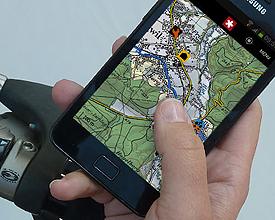GPS-Tracks - Wanderland