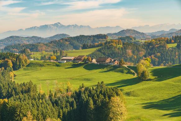 Querfeldeins im Zürcher Oberland